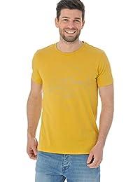 Chevignon Tee Shirt Bectc013 jaune