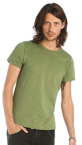 B&C - Modisches T-Shirt Chic Green