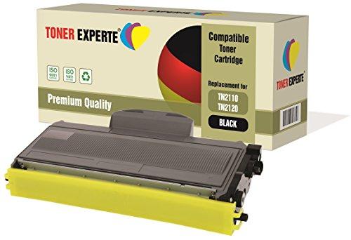 TONER EXPERTE TN2110 TN2120 Toner compatibile per Brother DCP-7030, DCP-7040, DCP-7045N, HL-2140, HL-2150, HL-2150N, HL-2170, HL-2170W, MFC-7320, MFC-7340, MFC-7345DN, MFC-7440N, MFC-7840W