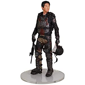The Walking Dead TV Glenn Riot Gear 1/4 Scale Estatua 4