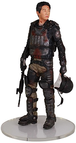 The Walking Dead TV Glenn Riot Gear 1/4 Scale Estatua 1