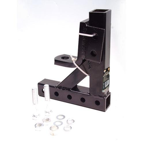 IIT 1677025,4cm Verstellbarer Trailer herab Anhängerkupplung-Ball-Mount 5,1cm Empfänger-,