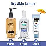 Neutrogena Dry Skin Care Kit (Combo Of 3)