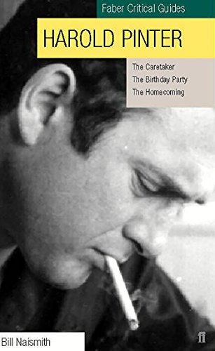 Harold Pinter: Faber Critical Guide: