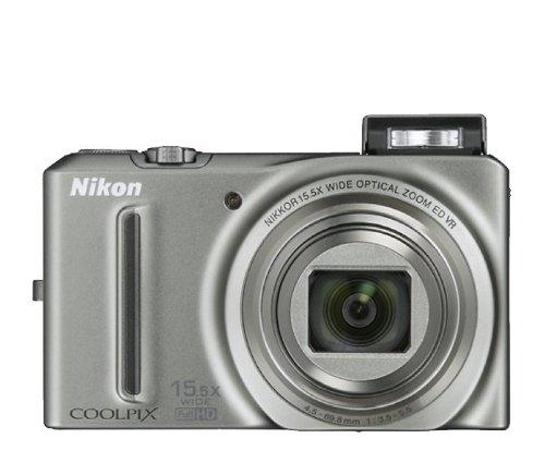 NIKON CLPIX S9050 CAMERA SLVR 12MP 15XZM Nikon Coolpix Point