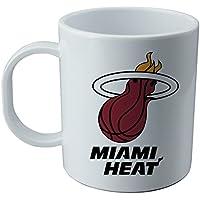 Miami Heat - NBA Becher und Auffkleber