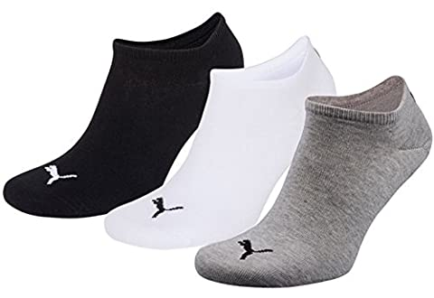 Puma Invisible Sock 3-pack