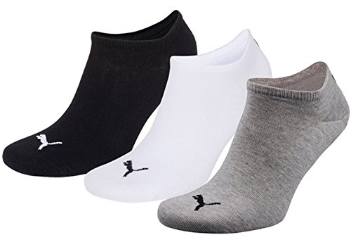 Puma Invisible Sock 3-pack (Rugby Pack)
