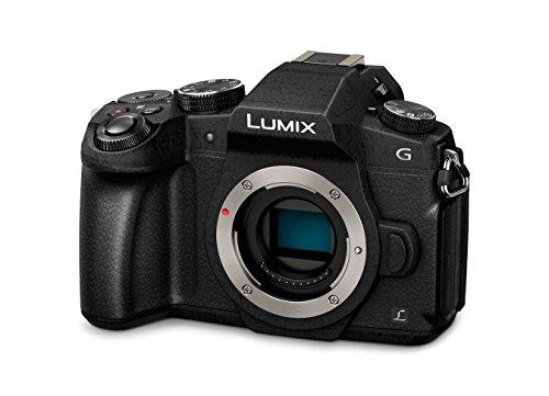 Panasonic Lumix DMC-G81 + G VARIO 14-140mm Corpo MILC 16 MP Live MOS 4592 x 3448 Pixel Nero