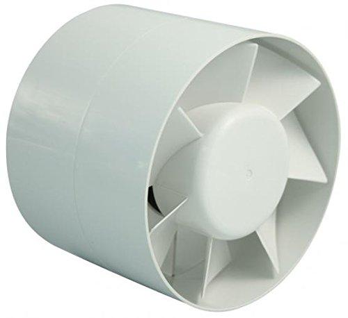 Ventilator MC D= 125 E C20 Rohreinschub Ø125, Be- Entlüftung - - Entlüftungs-ventilator