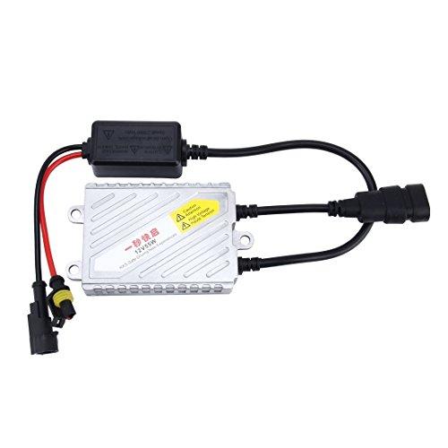 GR Voiture Auto Universal Remplacement Mince Démarrage Rapide HID Xenon Lumière Ballast Courant Actuel pour Toutes Les Ampoules Base Tailles 55 W 12 V