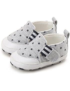 Neugeborene Baby Turnschuh Schuhe, QinMM Neugeborene Baby Mädchen Jungen Druck Krippe schuhe Weiche alleinige...