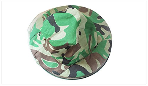 Katech Camouflage Beekeeping Hat Beekeeper Anti-mosquito Face Mask Outdoor Fishing and Camping Mosquito Netting Hat Protective Equipment 6