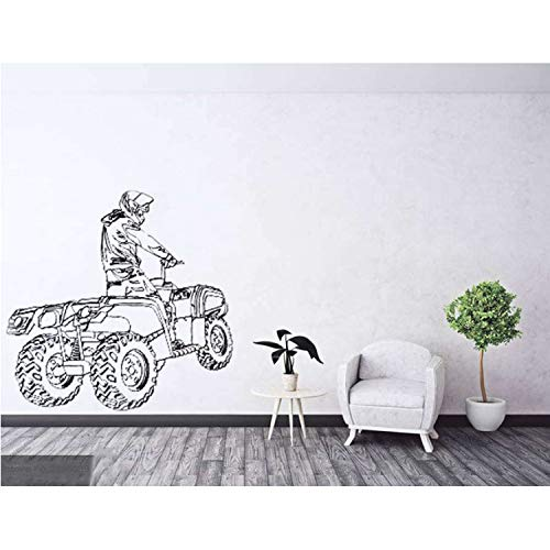 colori armoniosi qualità eccellente qualità perfetta Wall Sticker Decal Atv Motorcycle Children Guys Boys Bedroom Wallpaper Home  Decor Sofa Background Decor Art