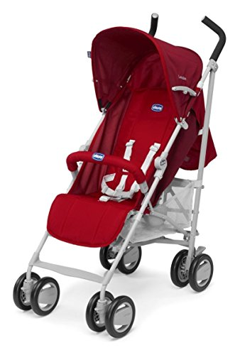 Chicco – Silla de paseo 4 ruedas London Up Red