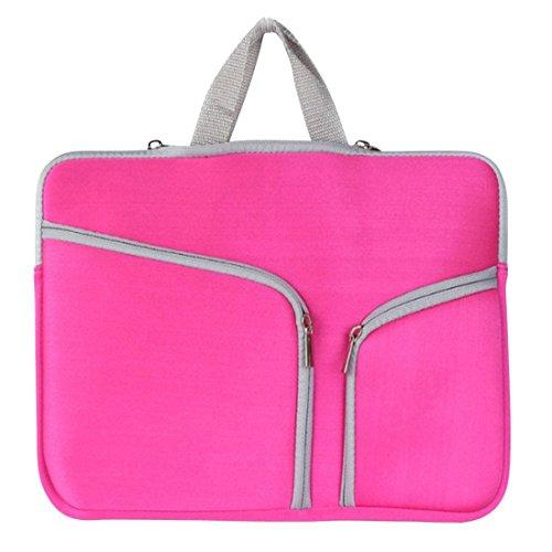 15-17 Zoll Laptoptasche Aktentaschen Handtasche Schulter tasche notebooktasche Laptop sleeve laptop hülle für Laptop Dell Alienware/Macbook/Lenovo/HP