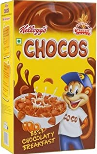 Kellogg's Kpak Chocos, 26G - Pack of 16