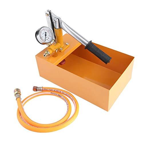 Yogasada 25KG entregar el Poder a Prueba de Bomba Universal de Pipa de Agua de Fuga probador de la Bomba de Agua Manual de presión hidráulica Duradero Bomba de Prueba