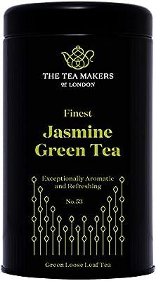 The Tea Makers of London Thé vert au jasmin chinois naturel en sachets
