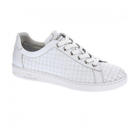 Nero Giardini P717253d, Sneakers basses femme Bianco (707)