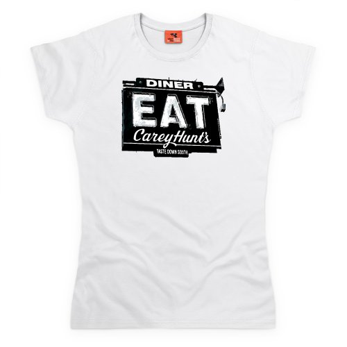 General Tee Carey Hunts T-Shirt, Damen Wei