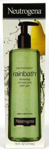 Neutrogena Rainbath Renewing Shower and Bath Gel, Pear & Green Tea Fragrance, 16 Oz Pump Bottle (Pack of 2)  available at amazon for Rs.7849