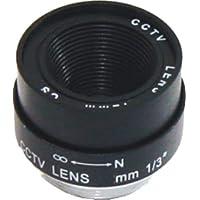 3MK-FL16 16mm Sabit İris CCTV Güvenlik Kamerası Lensi (Uzun Menzil)