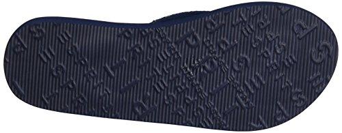 ESPRIT 037EK1W036, Infradito Donna Blu (405 Dark Blue)