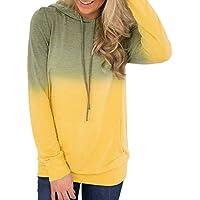 Hanomes Damen pullover, Frauen Tasche Langarm Hoodies Sweatshirt Pullover Shirt Tops Bluse preisvergleich bei billige-tabletten.eu