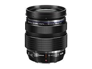 Olympus M.Zuiko Digital ED 12-40 mm 1:2.8 Top Pro Objektiv für Micro Four Thirds Objektivbajonett, schwarz