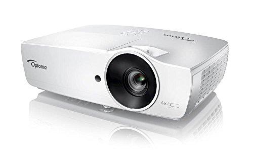 Optoma EH461 DLP Projektor (Full HD, 5000 Lumen, 3D Zoom 1,2x) - 2