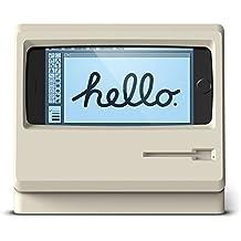 elago M4stehen–[Vintage Apple Monitor] [perfekt für Filme] [Ladestation]–Für iPhone 7, iPhone 6S, iPhone 6