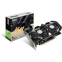MSI GeForce GTX 1050 Ti 4GT OC - Tarjeta Gráfica Pro