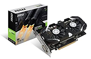 MSI Carte Graphique MSI nVidia GeForce GTX 1050Ti OC 4Go DDR5 (GeForce GTX 1050Ti OC) 4 Go Noir (B01MG3IX4F) | Amazon price tracker / tracking, Amazon price history charts, Amazon price watches, Amazon price drop alerts