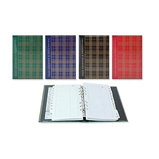 Tallon Executive Index Address Book - Assorted Colours