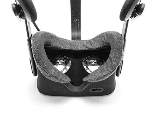 VR Cover Oculus Rift Stoffberzge fr originale Schaumstoffeinl