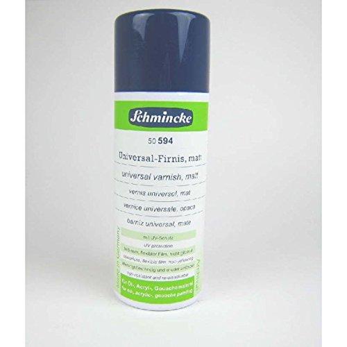 400 ml Universal-Firnis - Oberfläche MATT für Öl-, Acryl- und Gouachemalerei