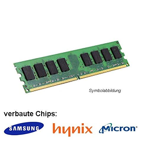 Samsung Hynix Micron PC2 5300U Barrette de mémoire RAM DDR2 LO Dimm pour PC 667MHz 2Go