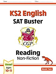 New KS2 English Reading SAT Buster: Non-Fiction - Book 2 (for the 2021 tests)