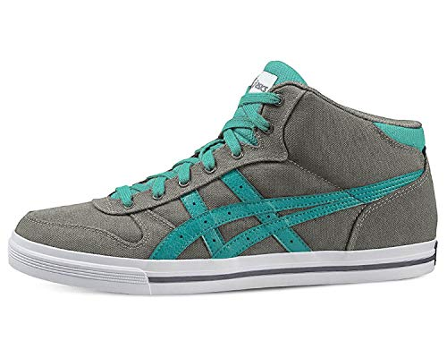 ASICS Aaron MT High Top Sneakers Herren Schnürschuhe Schuhe Grau HN530-1189 (44 EU)