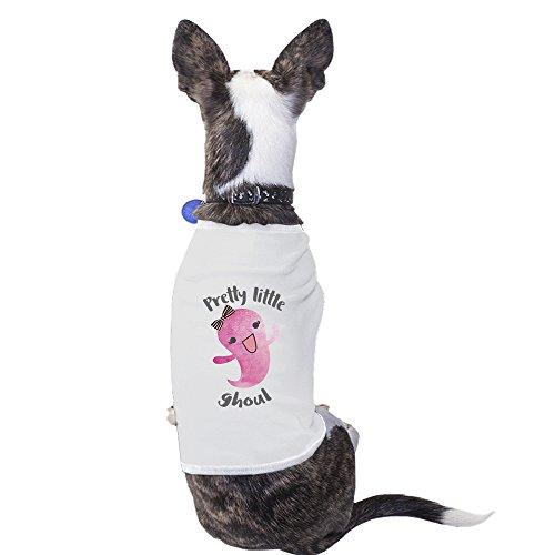365Druck Hund Halloween Shirt Funny Graphic Pet Shirts für kleine Haustiere nur