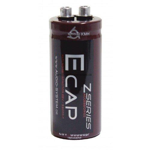 Audio System E/CAP CAP33 - Cap Car Audio