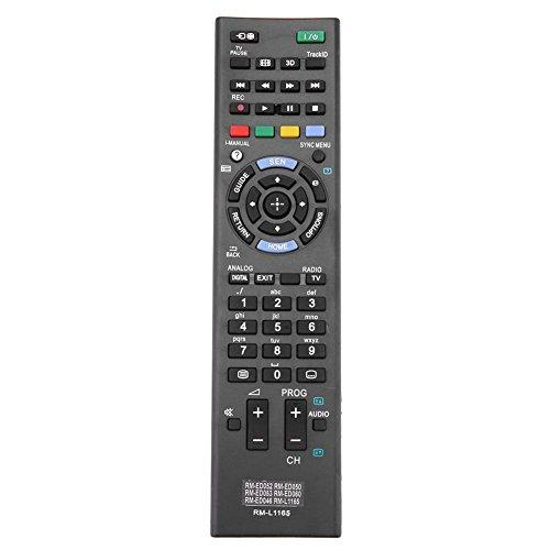 Asiproper Télécommande de Remplacement pour TV LCD Sony RM-ED011Rm-ed011W Rm-ea013