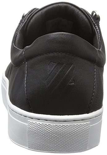 K-Swiss Court Classico, Baskets Basses Homme Noir (Black/Off White)
