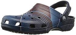 Crocs Classic Geometric Clog Unisex Slip on [Shoes]_202657-410-M5W7