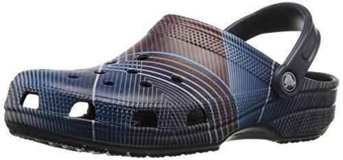 CROCS Schuhe - CLASSIC GEOMETRIC Clog - navy Navy
