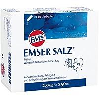 Emser Salz zur Verwendung mit der Emser Nasendusche - Bei Erkältung als Alternative zu Nasenspray / 20 x 2,95... preisvergleich bei billige-tabletten.eu