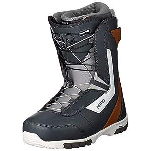 Nitro Snowboards Herren Sentinel TLS '20 All Mountain Freestyle Schnellschnürsystem
