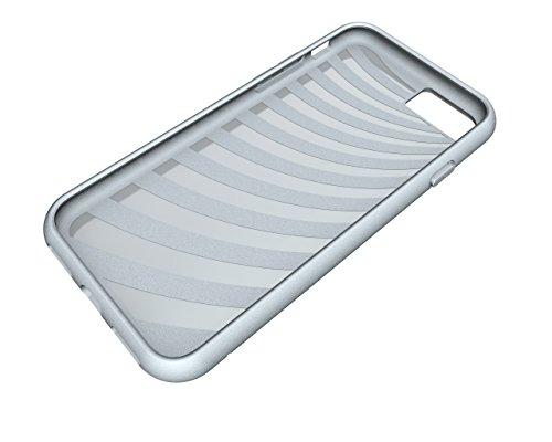 Cover für Apple iPhone 8 4.7 Zoll Silikoncover und Hardcase fixierbar mit Fach für EC-Karte Führerschein oder ID Handy Zubehör Grün