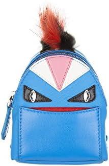 Fendi charm de bolso mujerbag bugs blu